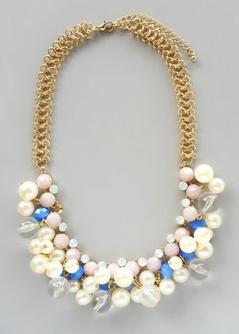 Periwinkle Dreams Necklace