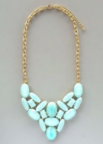 Alluring Seas Necklace