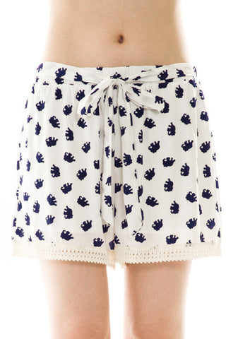 Darling Elephant Shorts