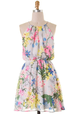 Darling English Garden Dress