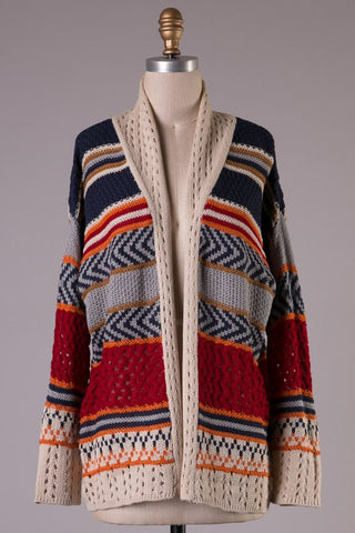 Sweet Harvest Cardigan