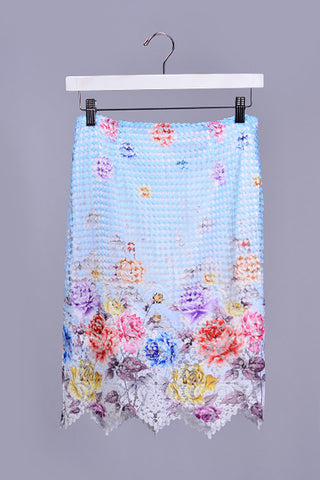 Parisian Flower Shop Skirt