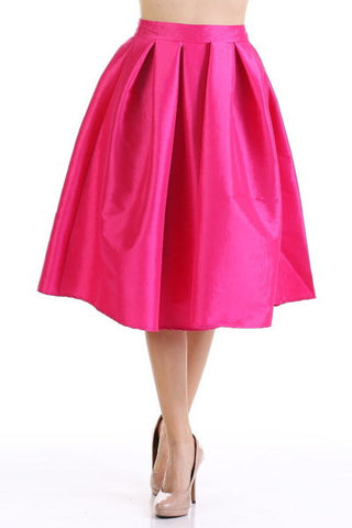 Pink Princess Ballroom Skirt