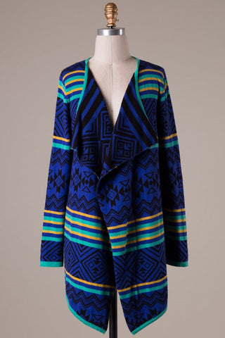 Aztec Nights Cardigan