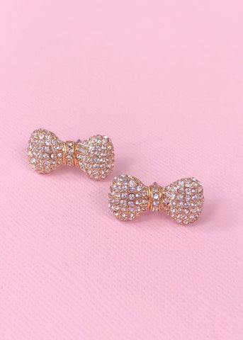 Classic Bow Earrings