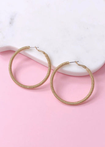 Vreeland Hoop Earrings