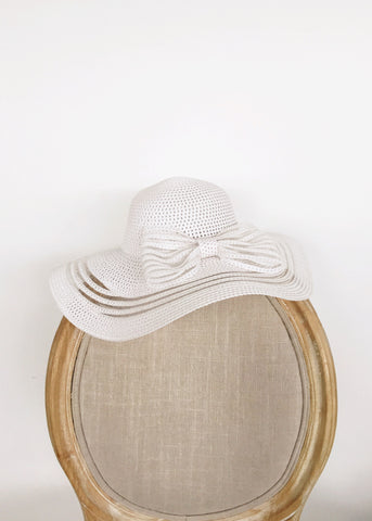 Audrey Bow Hat