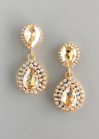 Dazzling Sonnets Earrings