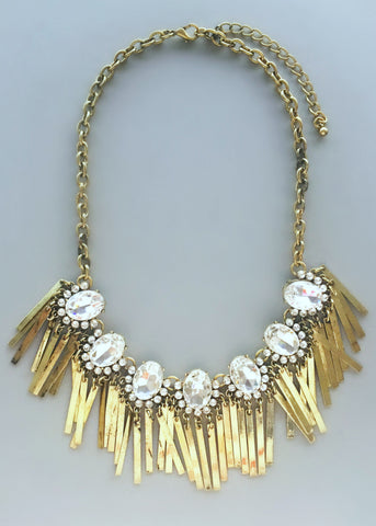 Ophelia Statement Necklace