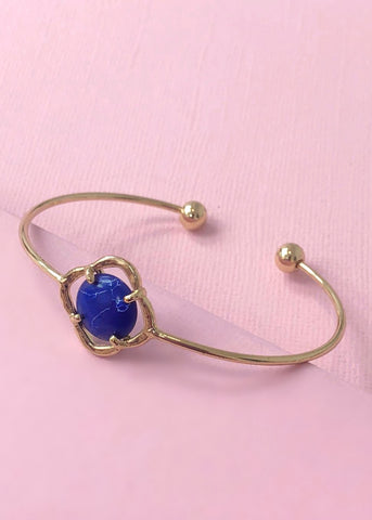 Ritz Lapis Bangle