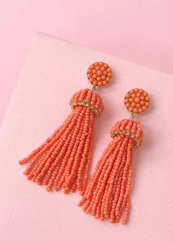 Acapulco Tassel Earrings
