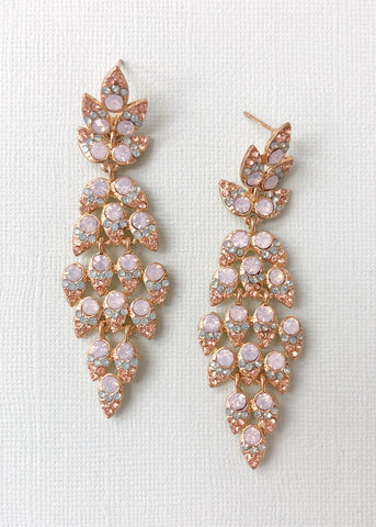 Sparkling Vineyard Earrings