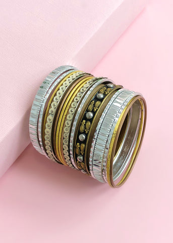 Mariana Bangle Set