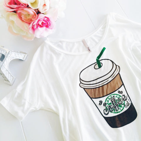 Darling Coffee Tee
