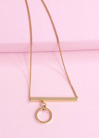 Geometric Perfection Necklace