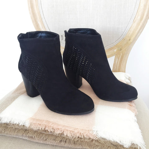 Winter Kisses in Paris Booties