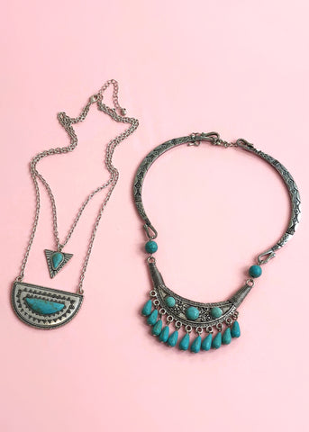 Bohemian Dreams Necklace Set