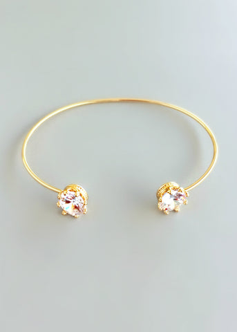 Princess Crystal Studded Bangle