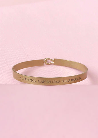 All Good Things Bangle