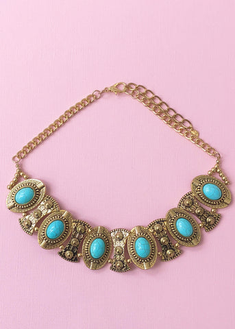 Adventures of Morocco Necklace