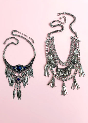 Babylonia Necklace Set