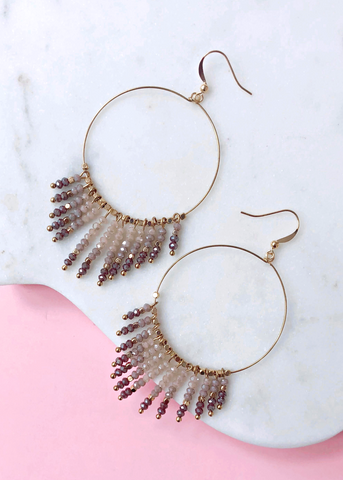 Sinai Beaded Earrings