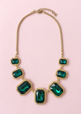 Astara Emerald Necklace