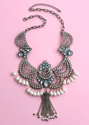 Zarah Statement Necklace