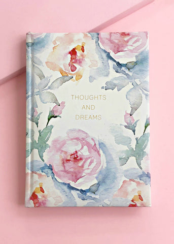 Romantic Peonies Journal