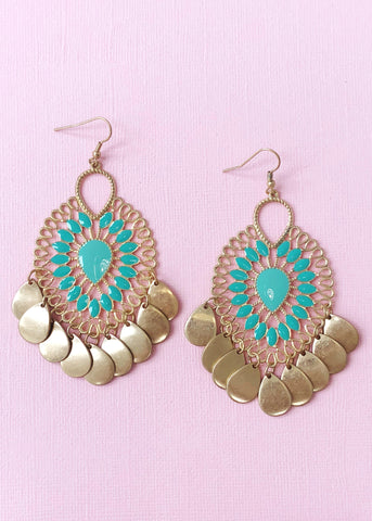 Eastern Winds Earrings