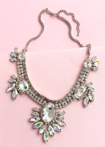 Dazzling Holiday Sparkle Necklace