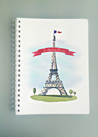 J'Taime Paris Journal