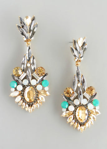 Adira Statement Earrings