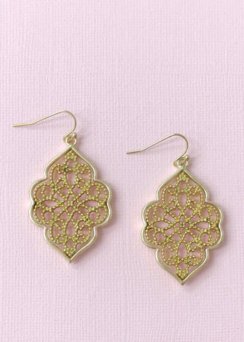 Honeymoon in Fez Earrings