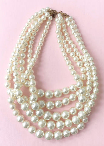 Vivian Pearl Necklace