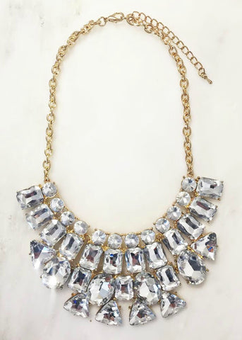 Primavera Crystals Necklace