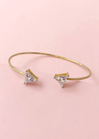 Sarah Crystal Bangle