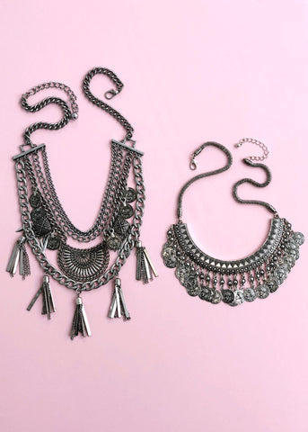 Aswan Necklace Set