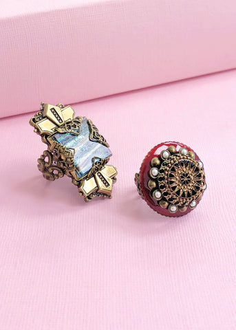 Farah Ring Set