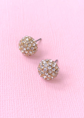 Golden Era Stud Earrings