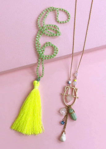Bora Bora Necklace Set