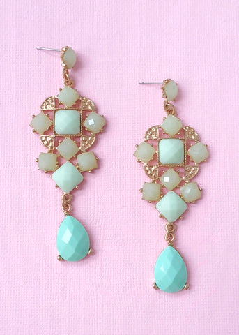 Lake Como Earrings