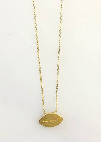 Footbal Necklace