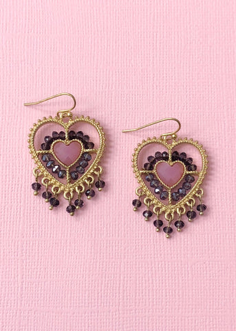 Forever Love Stories Earrings