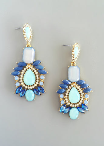 Arabian Sea Earrings