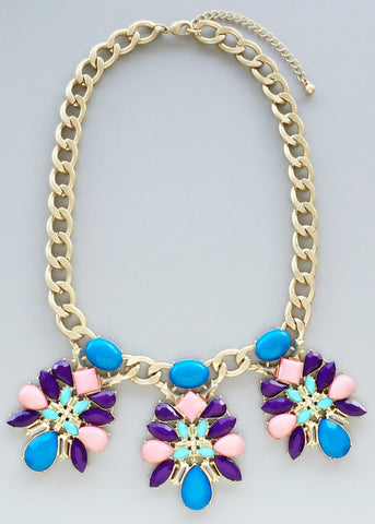 Festival of Colors Necklace
