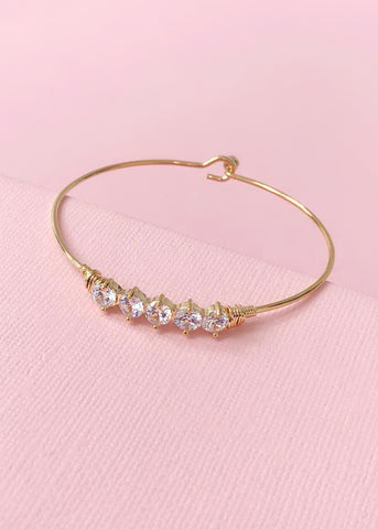 Captivating Beauty Bangle