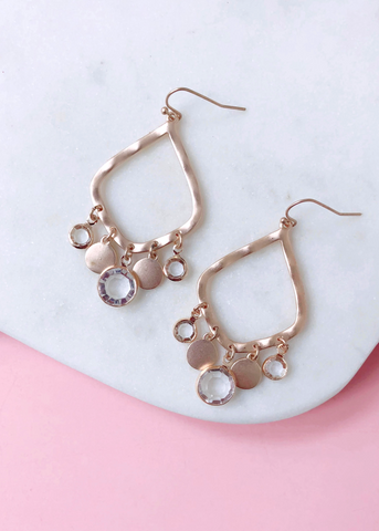 Shimmering Vienna Earrings