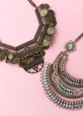 Persepolis Necklace Set