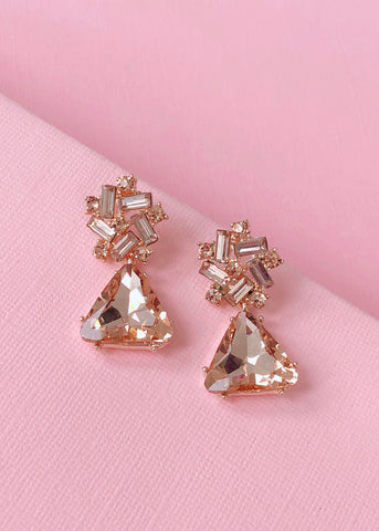 Alexis Crystal Earrings